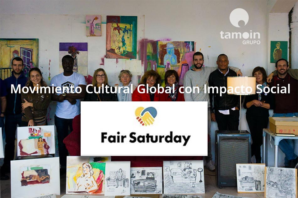 GTM COLLABORATES WITH THE FAIR SATURDAY FOUNDATION