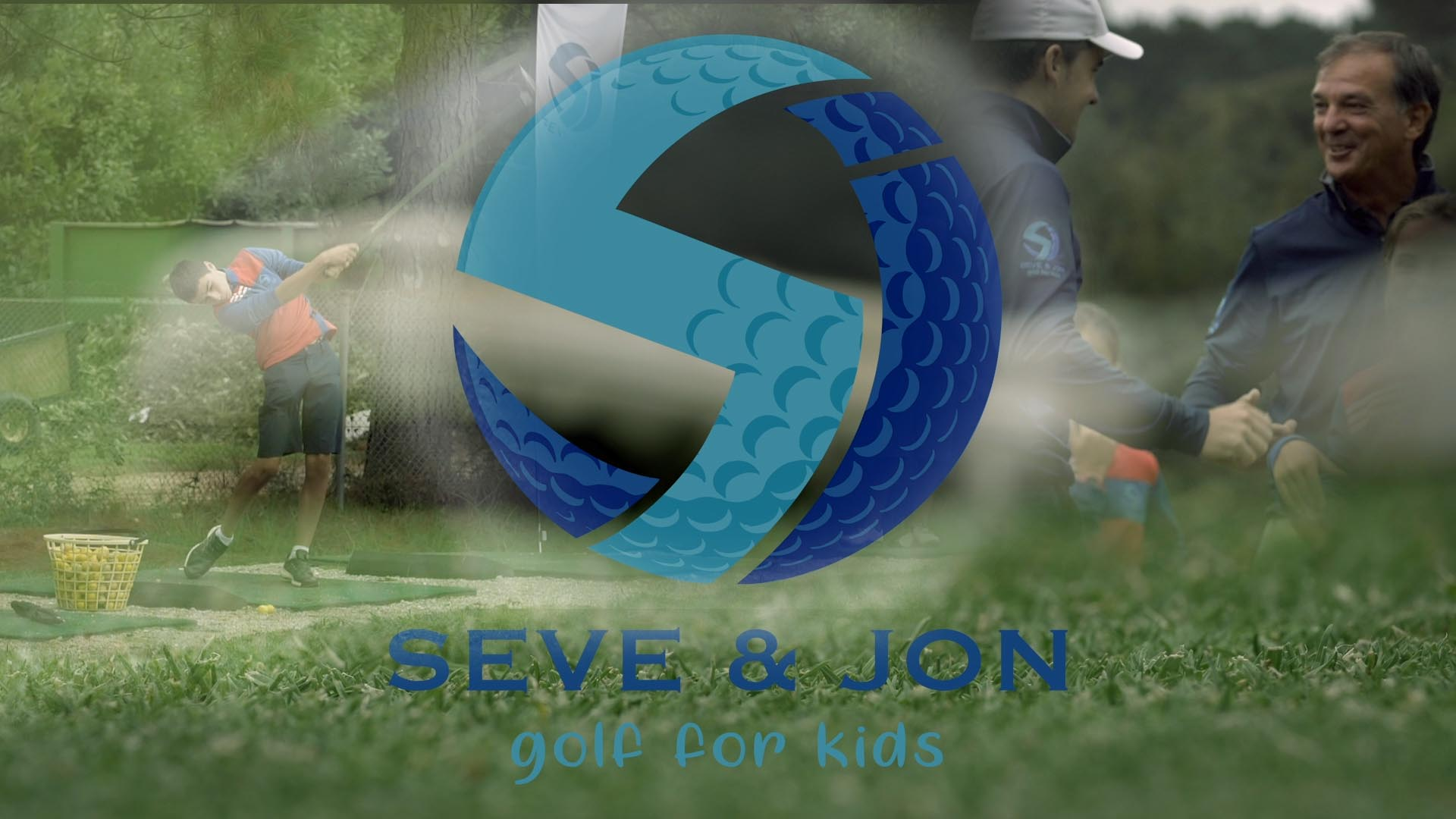 AT GROUP TAMOIN WE PROMOTE SPORTS   SEVE&JON GOLF FOR KIDS