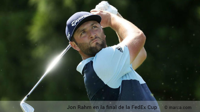 THE PGA TOUR ENDS AND JON ALREADY AIMS AT EUROPE