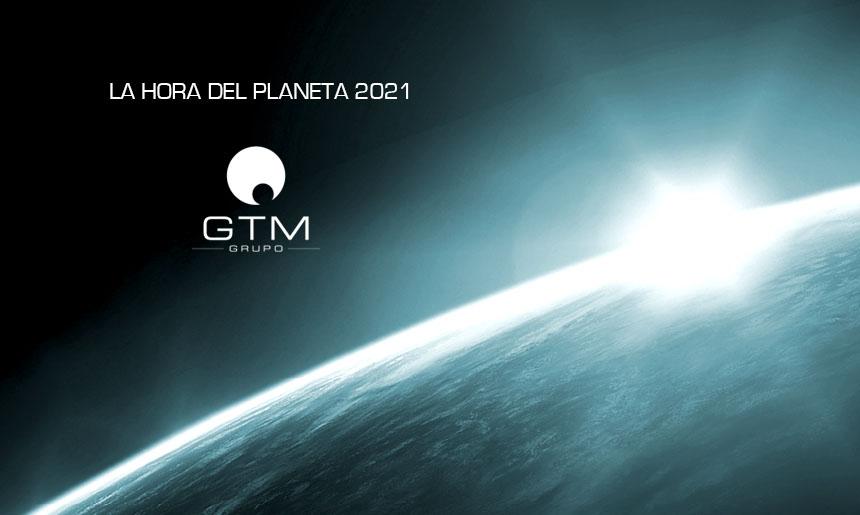 GTM | La hora del paneta 2021